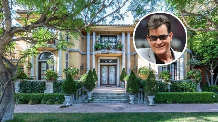 Charlie Sheen House