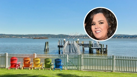Rosie ODonnell Sells New York State Home