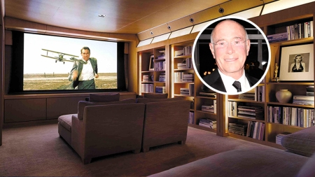 David Geffen New York City Co-op