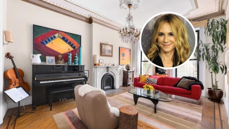 Holly Hunter Townhouse