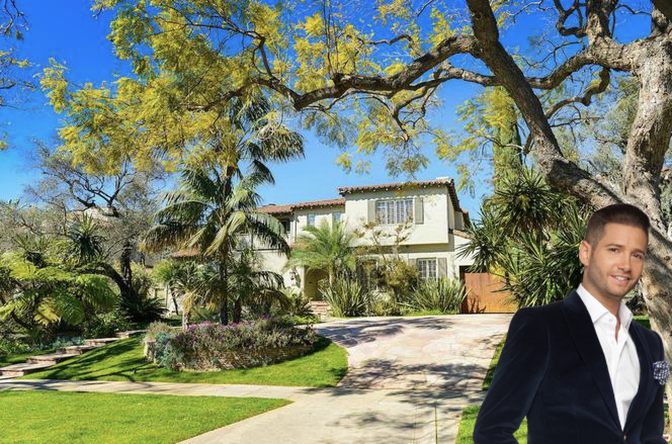 Josh Flagg Snags 7 Million Digs In The Beverly Hills Flats Dirt