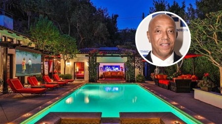 Russell Simmons House