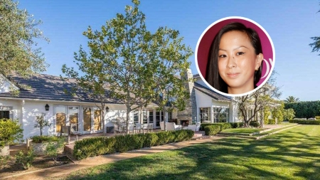Jen Kao Beverly Hills Home