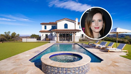 Bella Thorne House