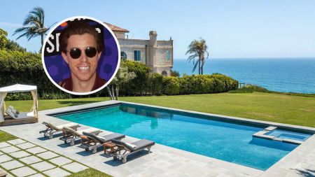 Shaun White Malibu House
