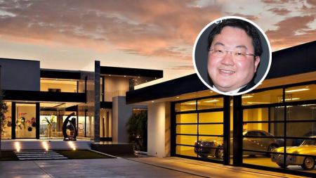 Jho Low House