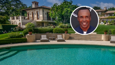 Sugar Ray Leonard House