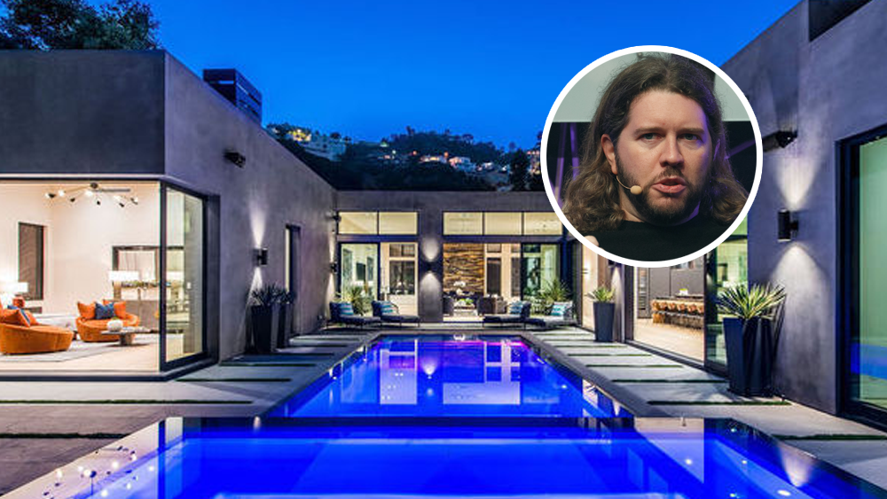 Garrett Camp Mansion Los Angeles