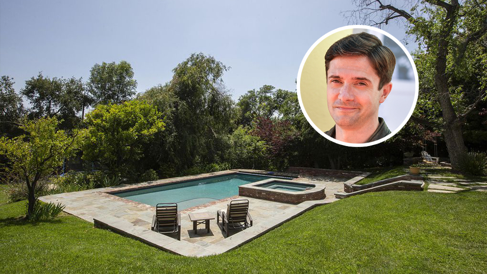 Topher Grace House