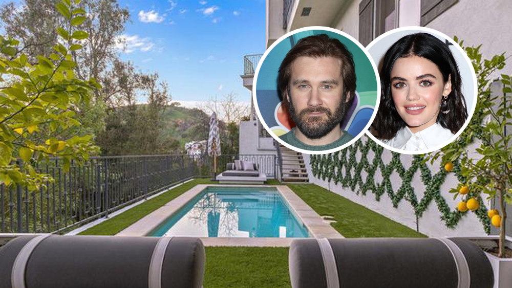 Clive Standen House Studio City