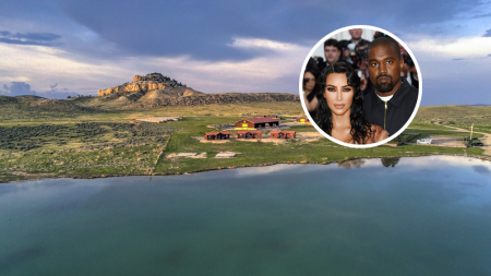 Kanye West Wyoming Ranch