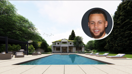 Stephen Curry House Atherton