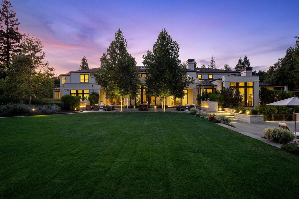 Paul Allen's Former Atherton Estate Listed at $41.5 Million