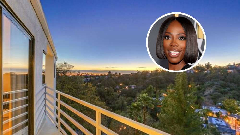 Yvonne Orji House Beachwood Canyon