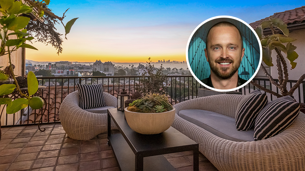 Aaron Paul House