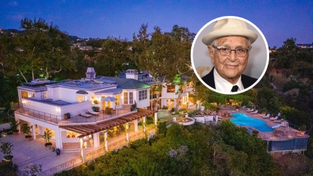 Norman Lear House Los Angeles