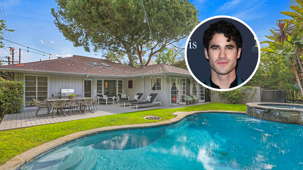 Darren Criss House