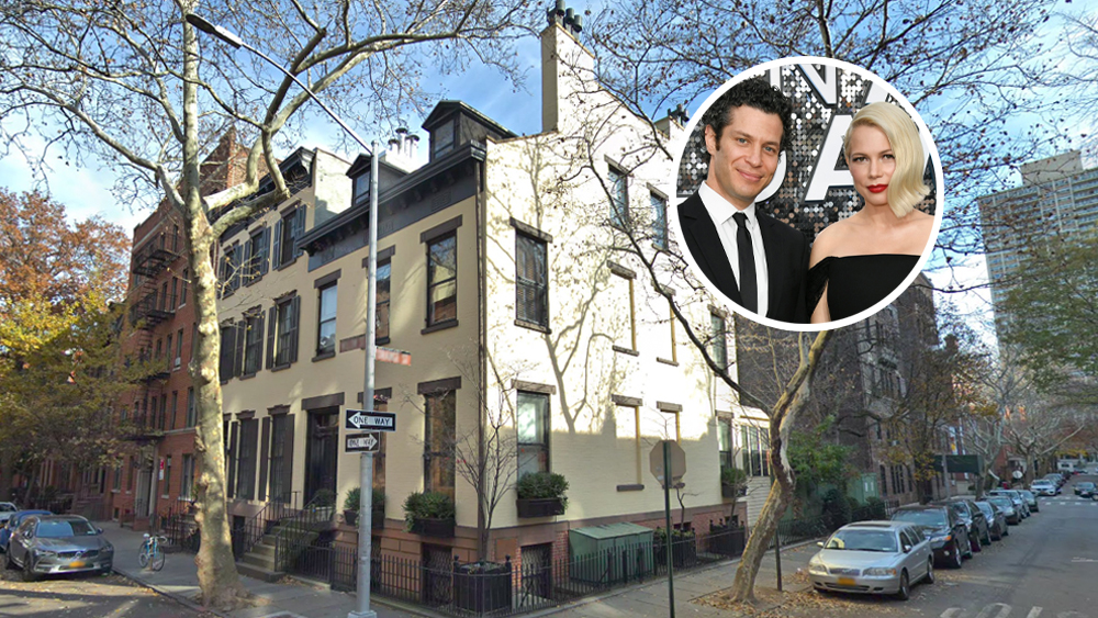 Michelle Williams House New York City