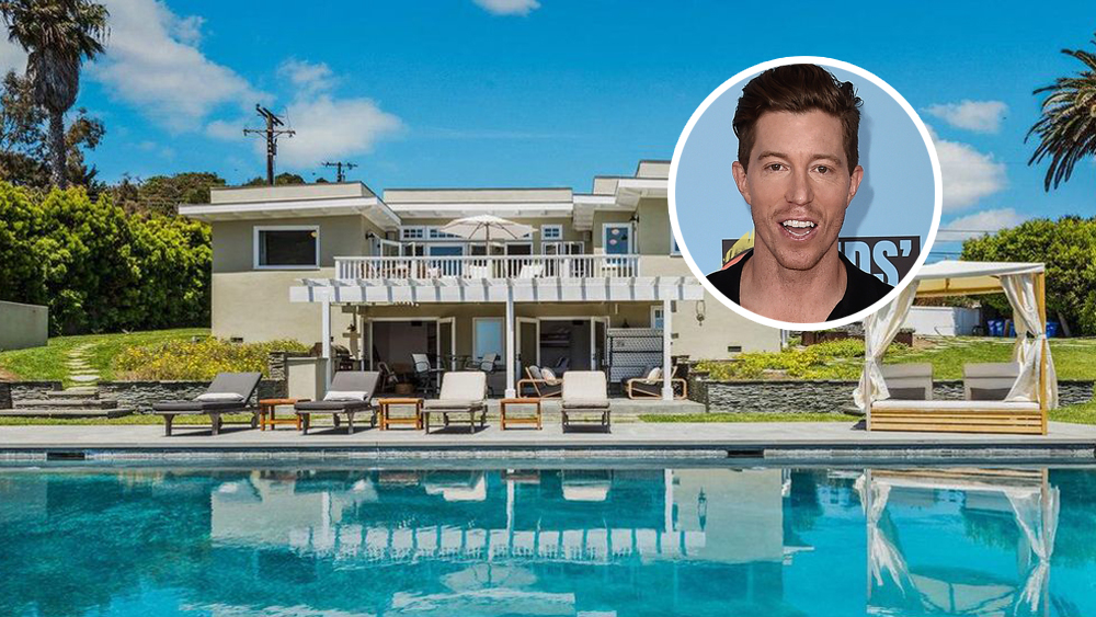 Shaun White House Malibu