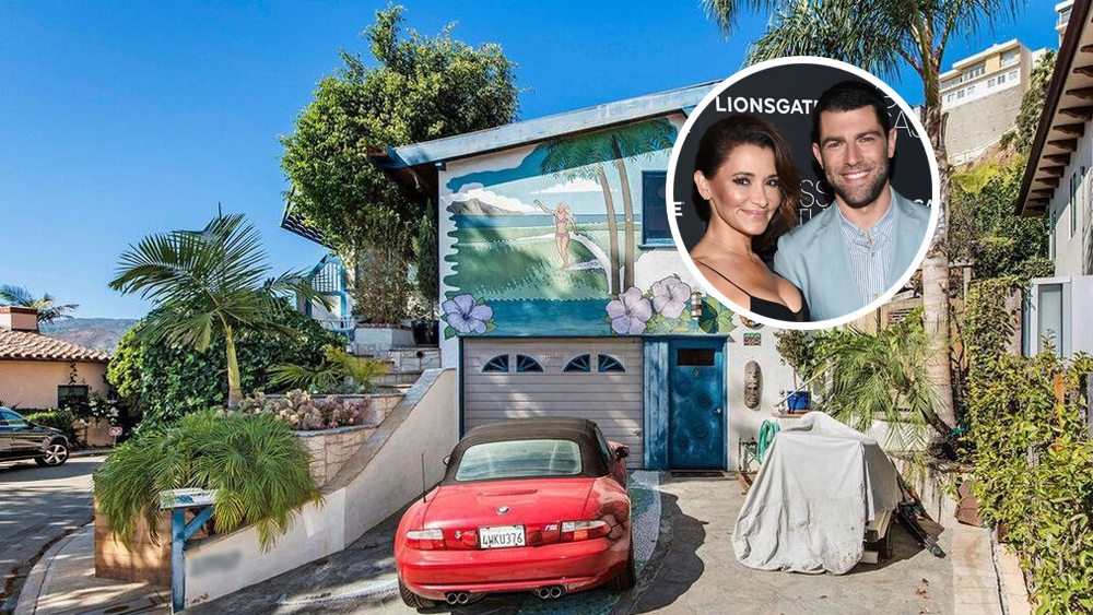 Max Greenfield House Pacific Palisades