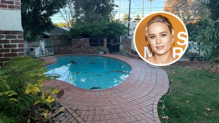 Brie Larson House Los Angeles