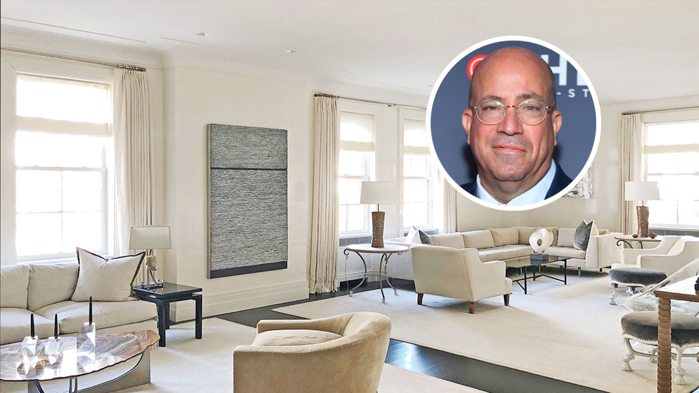 Jeff Zucker House New York City