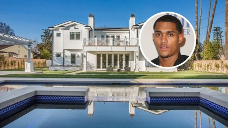 Jordan Clarkson House Los Angeles