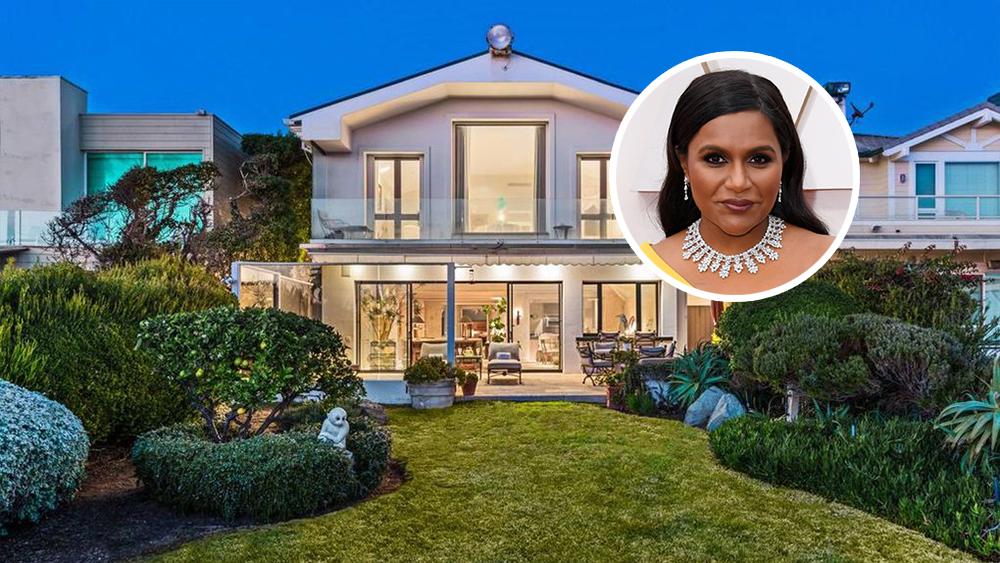 Mindy Kaling House