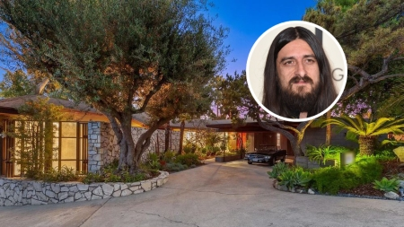 Jeff Bhasker House Los Angeles