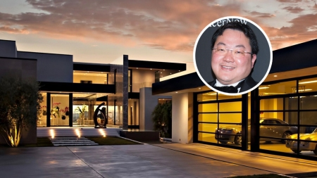 Jho Low House Los Angeles