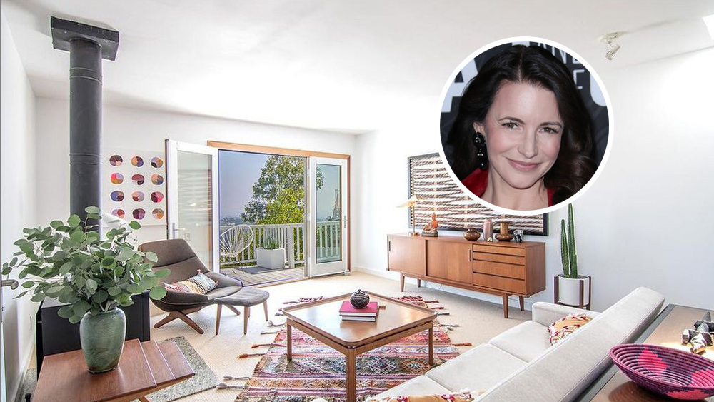 Kristin Davis House Los Angeles
