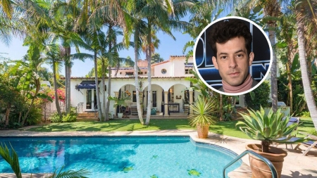 Mark Ronson House Los Angeles