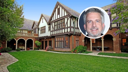 Bill Simmons House Los Angeles