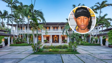 Pharrell Coral Gables Estate