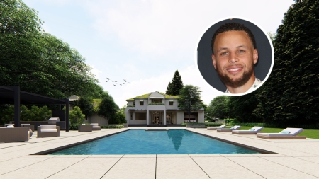 Steph Curry House Atherton