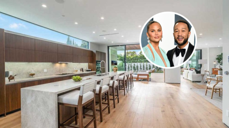 Chrissy Teigen House West Hollywood