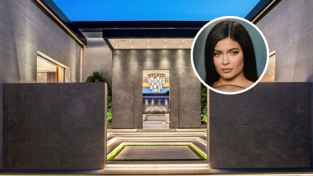 Kylie Jenner House Holmby Hills