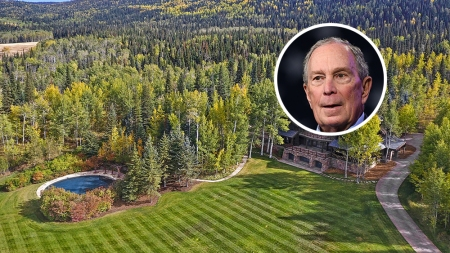 Michael Bloomberg Ranch