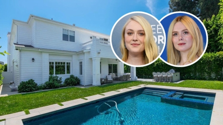 Dakota Fanning House