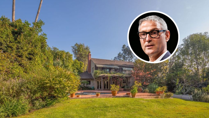 Ari Emanuel House Los Angeles