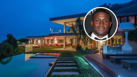 Reggie Bush House Pacific Palisades