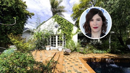 Carrie Brownstein House Los Angeles