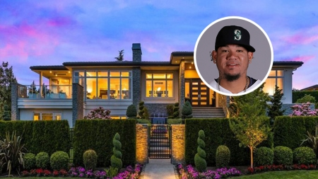 Felix Hernández Lists Seattle Home
