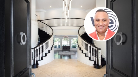 Russell Peters House