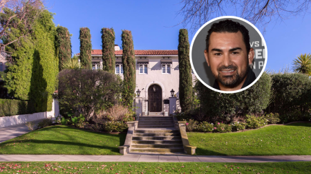 Adrian Gonzalez House Los Angeles