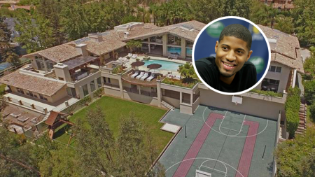 Paul George House Hidden Hills