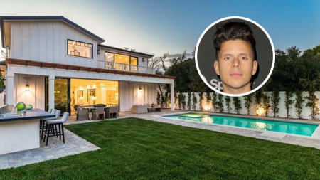 Rudy Mancuso House Studio City