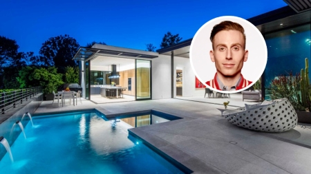 Andrew Modlin House Hollywood Hills