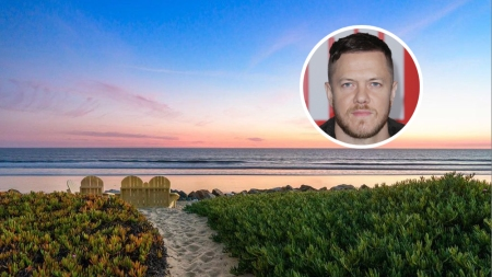 Dan Reynolds House Malibu