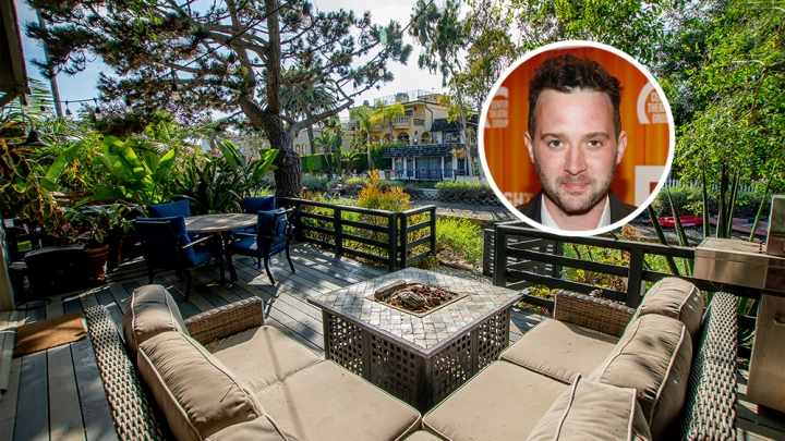 Eddie Kaye Thomas House